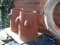 Planters/ Strawberry Pots.