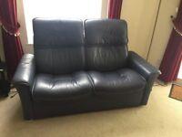 Ekornes Stressless Leather Sofa