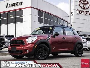 2014 MINI Cooper Countryman Cooper S WITH NAVIGATION AND ONLY 40