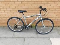Trax mountain bike with 26 inch wheel