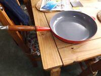 le creuset frying pan vintage