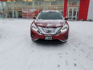 2017 Nissan Murano SV AWD WITH DRIVERS ASSISTANCE PKG
