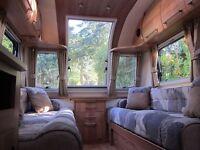 2013 Bailey Pegasus GT65 Genoa 2 berth touring caravan, INCL Kampa Air awning, serviced to Aug 2017