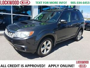 2013 Subaru Forester 2.5XT Limited