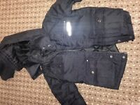Boys next school coat size 6 years perfect condition bargain for the new school term