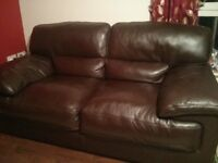 Leather Sofa in excellent condition