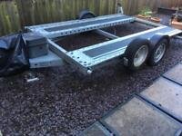 BRIAN JAMES TRAILER SUITABLE FOR SMALL CAR
