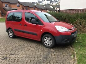 Citroen Berlingo Multispace diesel car for sale. Excellent condition inside and out