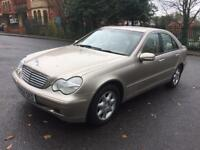 MERCEDES C180 ** 100% EXCELLENT RUNNER VERY CLEAN **