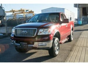 2005 Ford F-150 XLT 4X4 V8 Only 164,000KM