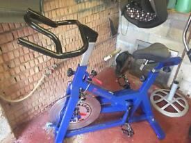 tomahawk exercise bike