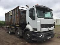 Renault roll on off 2011