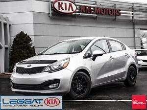 2013 Kia Rio LX+ - No Accident, VERY Low KM, Heated Seats