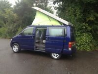 HI SPEC MAZDA BONGO 2.5 TD 8 SEATER/CAMPER /DAY VAN/LOW MILES/LOW LEVEL COOLANT ALARM /VW T4 T5