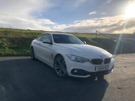 BMW 420d sport low 4 series