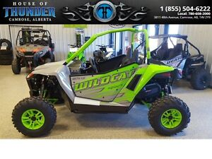 2017 Arctic Cat Wildcat Sport LTD