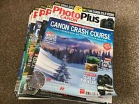 Photography magazine joblot