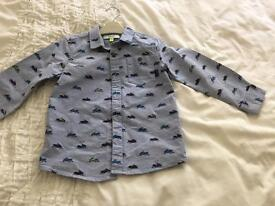 Ted baker shirt 4-5 years
