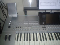 Yamaha Tyros 1 with TRS-MS02 Speakers