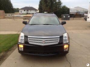 2007  Cadillac SRX 4