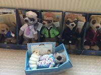 Meerkats (available separately or as a bulk) please read description