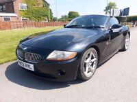 BMW Z4 M Sport & 330 Convertible Part ex & swaps consid £ eithrway also look atare other cars cheap
