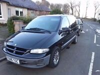 Chrysler Voyager 10 months mot, needs work
