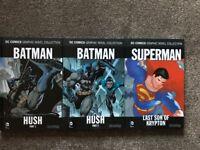 DC Graphic Novel Collection 1-3 - Eaglemoss