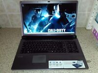 "GAMING SONY VAIO 18,4"" - £1500 ORP - INTEL CORE - NVIDIA - FULL HD - BLURAY"