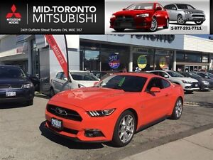 2015 Ford Mustang GT Premium ***50th anniversary of the iconic F