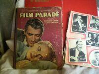 Film Parade vintage film book 1948