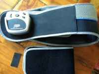 Boots TENS Back Pain belt - used once - as new