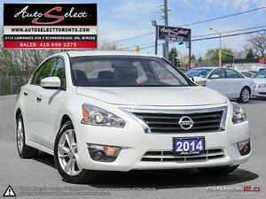 2014 Nissan Altima ONLY 74K! **BACK-UP CAMERA** SL MODEL **LE...