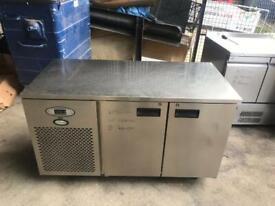 Commercial bench counter pizza fridge for pizza meat chiller restaurant ksjshah