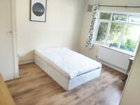 Large furnished room with Bills included