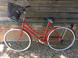Raleigh Caprice Bike