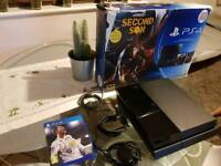 PlayStation 4 2TB + 1 Controller FIFA 18