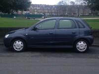 2005(55)Vauxhall Corsa 1.2 Design+ Not Ford Audi A4 A3 Toyota Yaris Nissan Micra