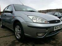 2005 FORD FOCUS,, ONE YEAR MOT,, EXCELLENT CONDITION DRIVES SUPERB
