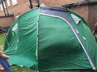 4 birth tent