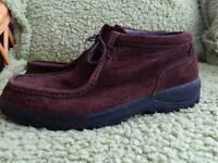 A man shoes journey UK 10