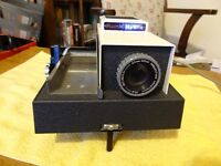 RANK HYLITE Slide Projector