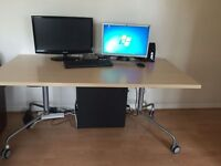 Foldable computer table £30 pounds