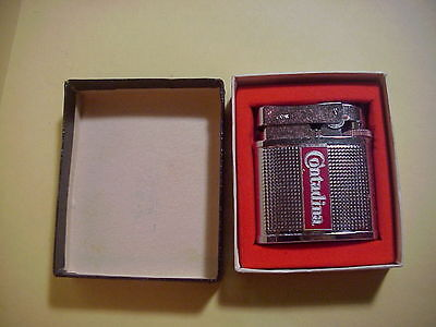 CONTADINA TOMATOES Vintage GAS Brother-Lite LIGHTER in Original (Contadina Tomatoes)