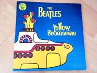 The Beatles Yellow Submarine Songbook Vinyl