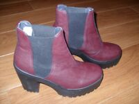 Womens River Island Boots - UK Size 5