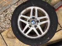 """15"""" BMW 320d 2001 Alloy wheel"""