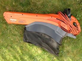 Leaf vacuum & blower: Flymo Gardenvac 2200 Turbo