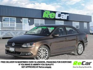 2012 Volkswagen Jetta 2.0 TDI Highline DIESEL | HEATED LEATHE...