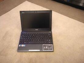 Asus 1025c netbook 3gb RAM, 96gb SSD, 1.86GHz twin core processor